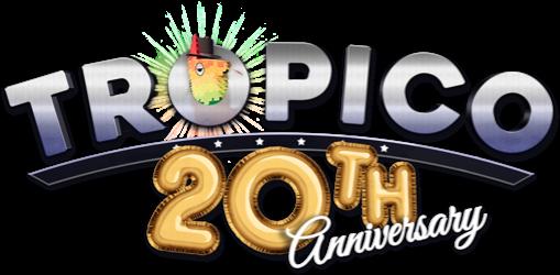 Kalypso 15th Anniversary 2006-2021 Logo