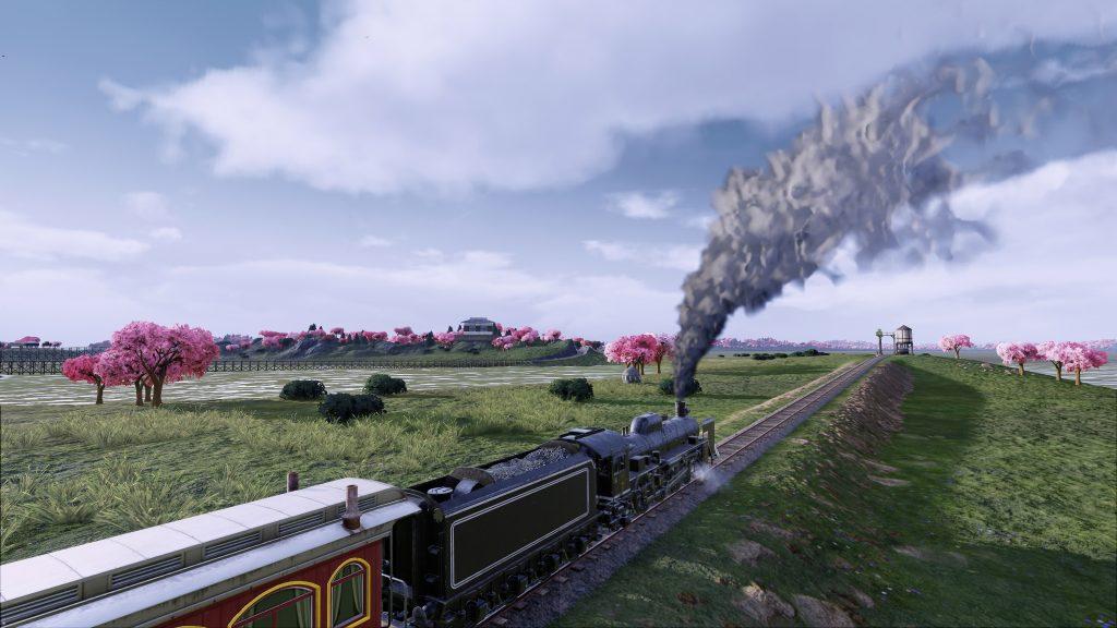 1.1 Railway Empire Japan DLC PC