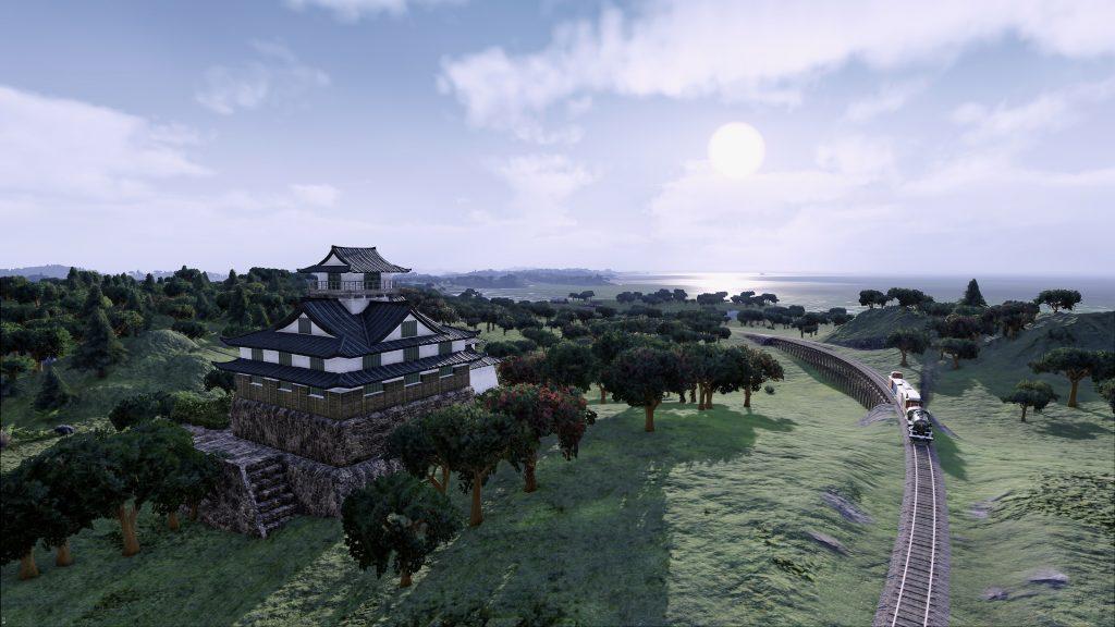2.1 Railway Empire Japan DLC PC