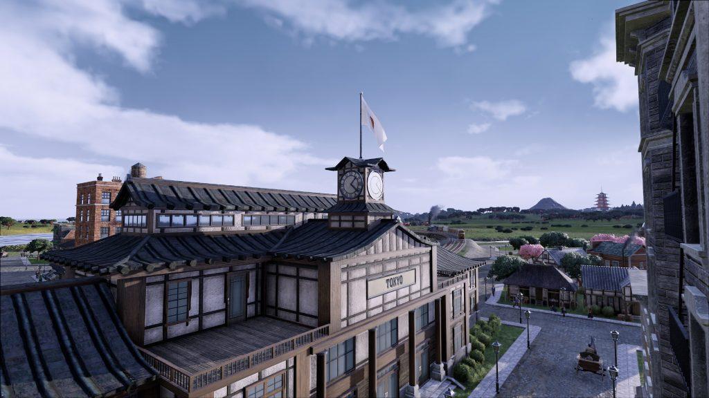 3.1 Railway Empire Japan DLC PC