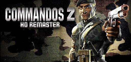 Commandos 2 blog header