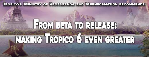 Tropico6 Blog Post 1