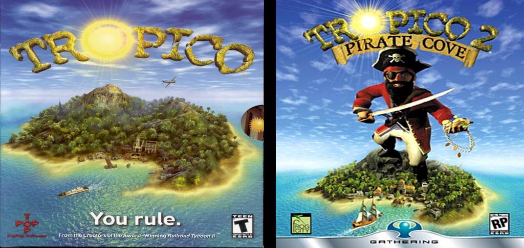 Tropico 1 and 2